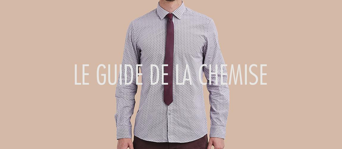 Le guide de la chemise